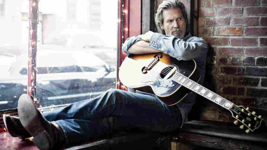 Jeff Bridges' self-titled studio album comes out Aug. 16.