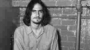 Author David Browne describes the young James Taylor as a shy, troubled songwriter whose album Sweet Baby James became an unexpected hit.