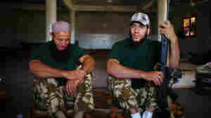 A Father And Son's Brief War In Libya