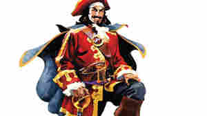 Captain Morgan, The Rum Pirate, Lends A Knee To Hip Dislocation