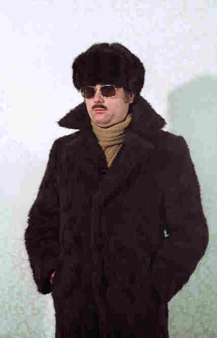 """The images were part of the instructional materials for a Stasi training course on the """"art of disguising"""" and represent what was considered to be an inconspicuous appearance."""