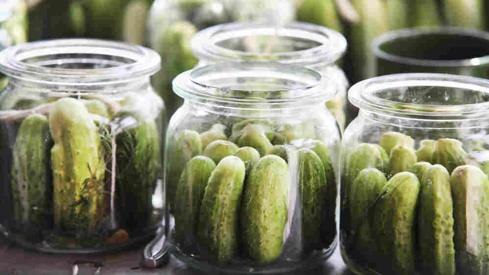Canning your own food is a timeworn practice that's back in vogue.