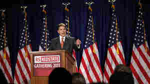 Perry Jumps Into 2012 Race Touting Texas Job Growth