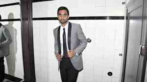 Aziz Ansari, who stars in the new film 30 Minutes or Less, says his comedy is about life and personal anecdotes.