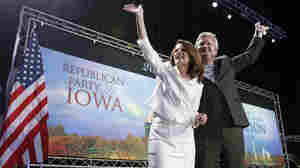 Rep. Michele Bachmann Wins Iowa Straw Poll