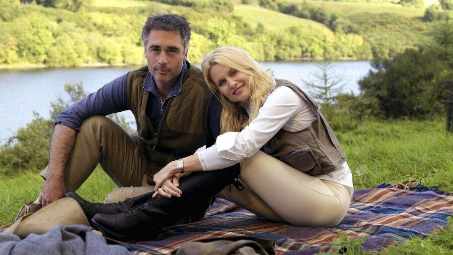 Nicollette Sheridan honeymoon for one