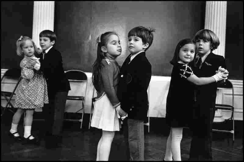 Dance school, New York, 1977