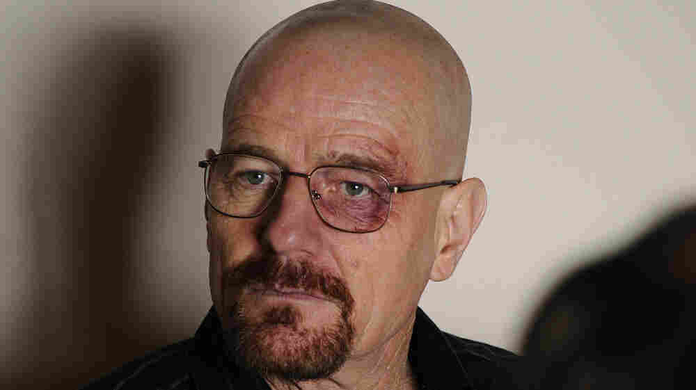 Bryan Cranston has won three straight Emmy Awards for his portrayal of Walter White on AMC's Breaking Bad, which has been renewed for 16 final episodes.