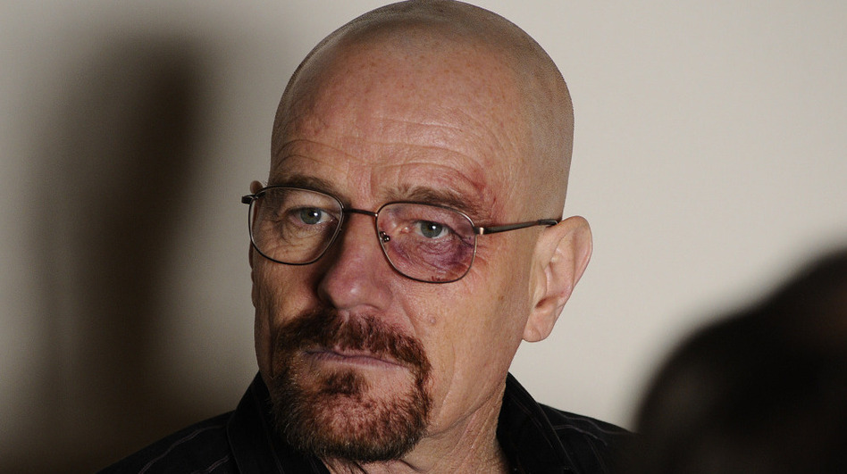 Bryan Cranston has won three straight Emmy Awards for his portrayal of Walter White on AMC's <em>Breaking Bad</em>, which has been renewed for 16 final episodes.