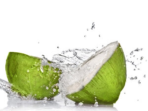 Is coconut water superior to water and IV solutions?