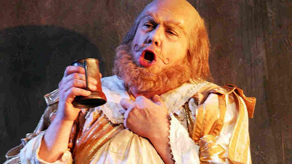 Few operatic tipplers enjoy hoisting a tankard of wine more than the title character in Verdi's Falstaff.