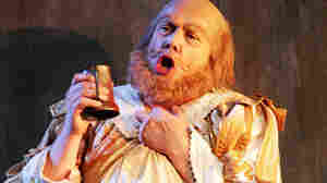 Few operatic tipplers enjoy hoisting a tankard of wine more than the title character in Verdi's Falstaff.