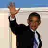 As He Hits The Road, Obama's Approval Rating Hits New Low