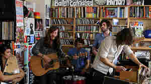 Other Lives: Tiny Desk Concert