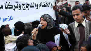 In Yemen, A Woman Leads The Call For Revolution