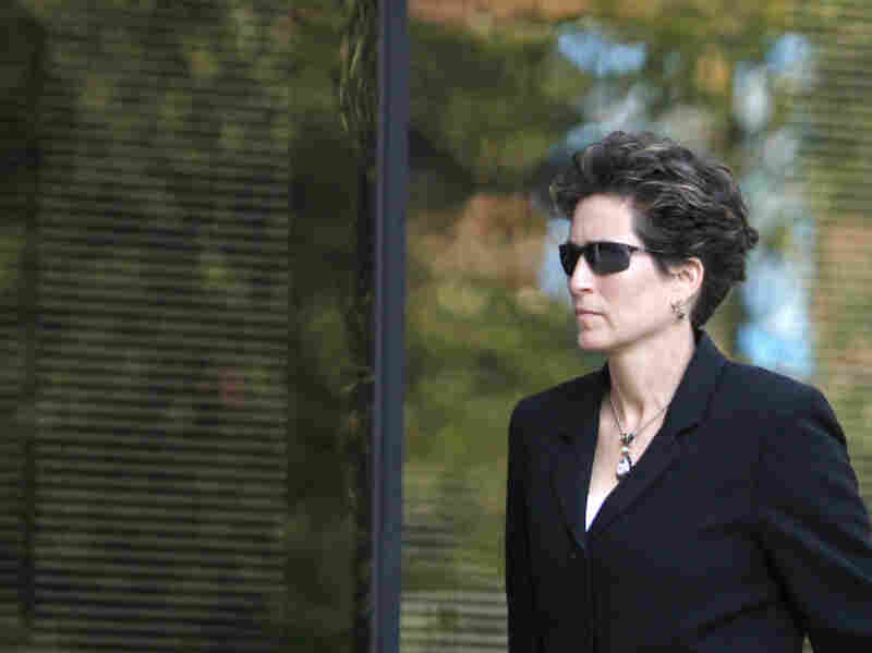 "Barbara ""Bobbi"" Bernstein, lead prosecutor for the U.S. Justice Department, enters federal court on July 11 for resumption of the Danziger Bridge shooting case."