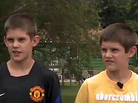 Nick and Nate Smith, 11.