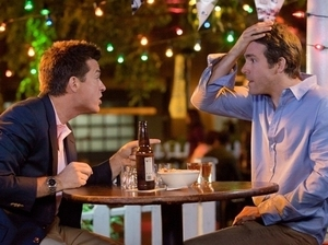 Dave (Jason Bateman) and Mitch (Ryan Reynolds) switch bodies in the 2011 comedy, The Change Up.