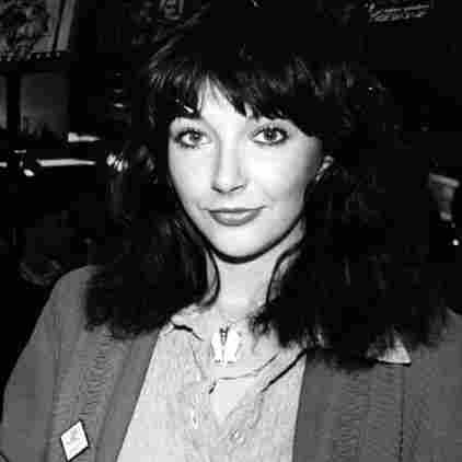Seen here in September 1980, Kate Bush has long been wildly popular in the UK, but she's never enjoyed the same success in the United States.