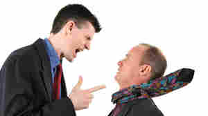 """Is the guy on the left """"highly disagreeable"""" or a """"negotiating genius""""?"""