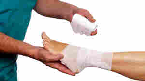 Sprained Ankle? Calling ER First  Saves Time, Money