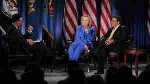 Hillary Clinton: U.S. Diplomacy Is Stretched Thin