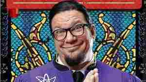 Penn Jillette's 'God, No!': An Atheist Libertarian On Tricks, Bacon, And The TSA