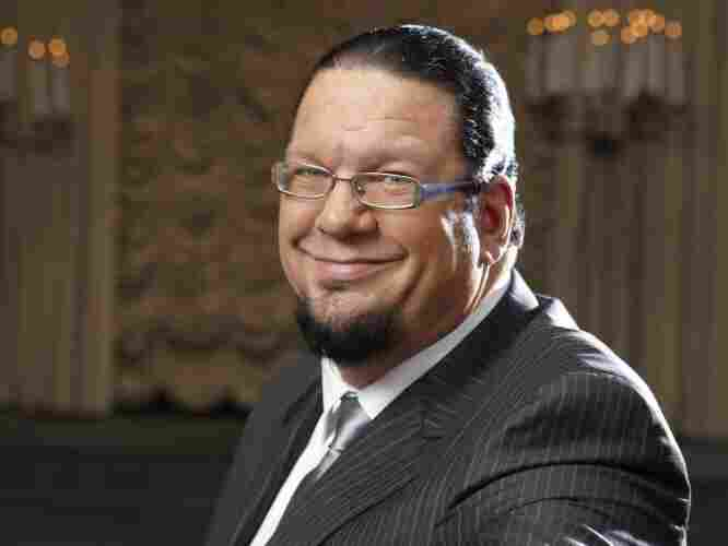 Penn Jillette is one half of the magic duo Penn & Teller. He co-hosts a Showtime series, as well as the Discovery Channel's Penn & Teller Tell A Lie.