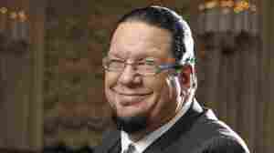 Magician Penn Jillette Says 'God, No!' To Religion