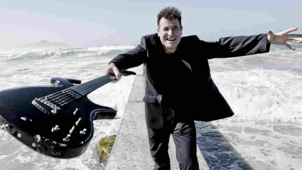 South African musician and activist Johnny Clegg performs live on today's World Cafe.
