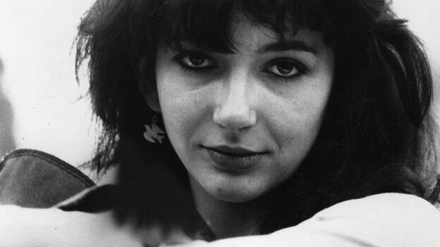 Kate Bush in 1978. Although the success she enjoyed in the U.K. didn't translate stateside, her influence is palpable on both sides of the pond.