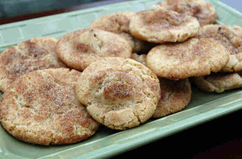 Not Your Mother's Snickerdoodles
