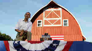 Mixed Feelings Abound As Obama Visits Iowa