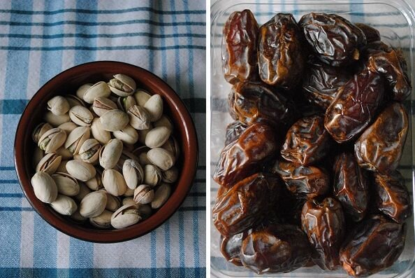 A Month Of 'Fast' Food: Recipes For Ramadan : NPR
