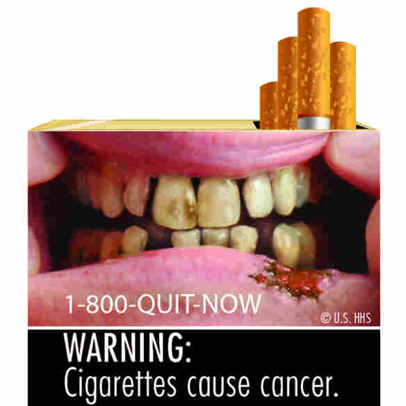 Tobacco Firms Sue FDA Over Graphic Warning Labels