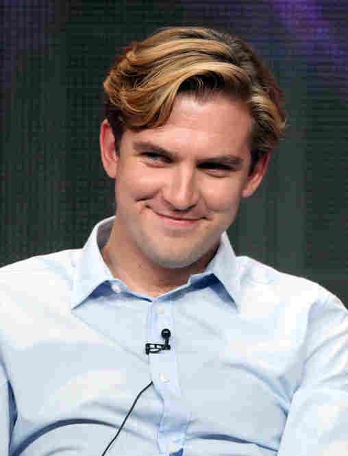 This is Dan Stevens from Downton Abbey. He's just kind of here, because ... he is. HEY, IT'S MY SLIDESHOW.