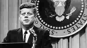 President John F. Kennedy is one of many figures Nassir Ghaemi cites in his argument for a link between leadership and madness.