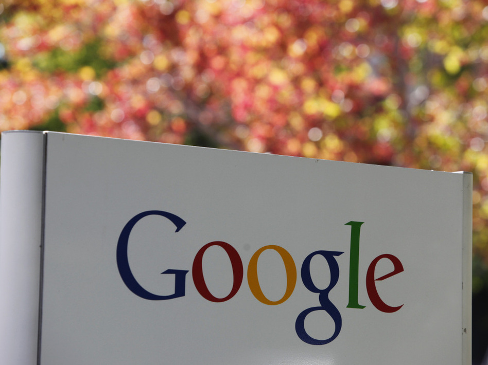 Google plans to buy Motorola Mobility for $12.5 billion in cash. At the end of 2010, Google was sitting on nearly $35 billion, and it's not alone. (Paul Sakuma/AP)