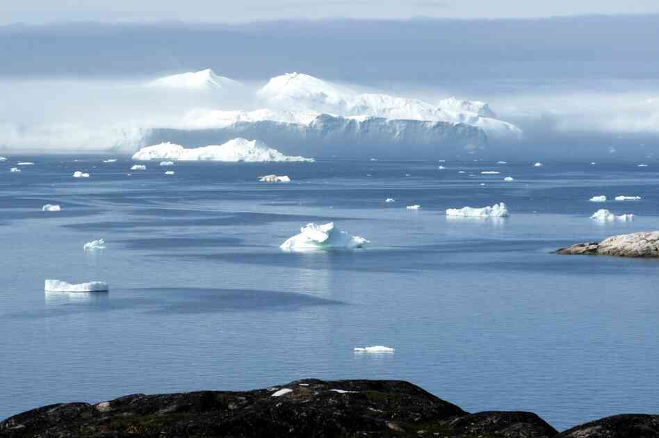 Some of the world's largest energy and mineral companies are interested in drilling and mining around Disko Bay, off the west coast of Greenland. To date, there have been relatively few such projects on the island because of the harsh conditions.