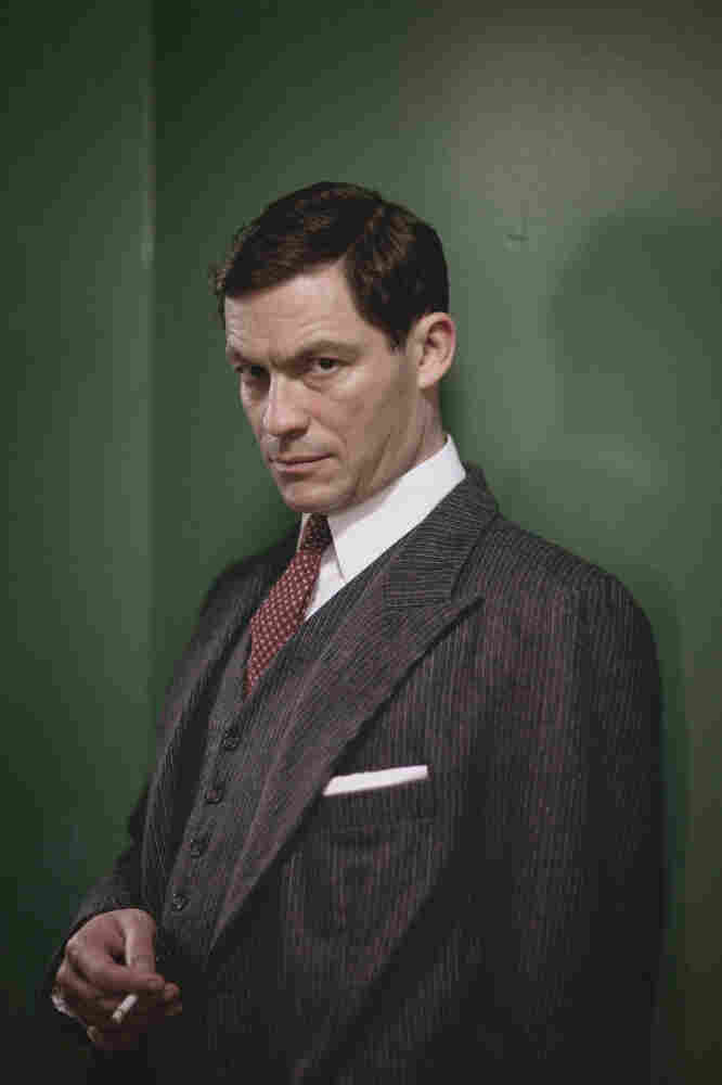 Dominic West plays Madden in The Hour.