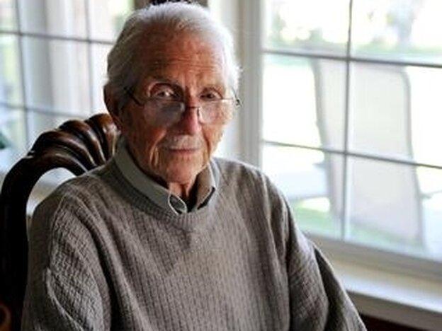 Comics creator Del Connell.