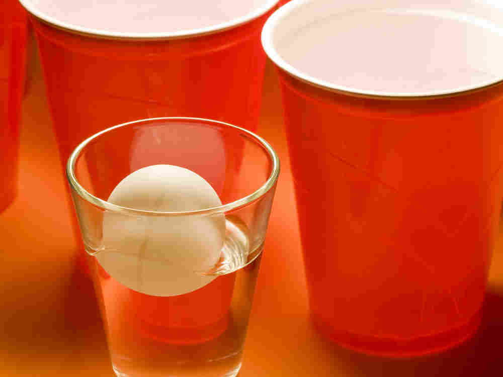 Beer pong, keggers, frat parties —  drinking has become almost synonymous with college life in America, says  sociologist Thomas Vander Ven. In his new book, Getting Wasted: Why College Students Drink Too Much  and Party So Hard, he attempts to find out why.