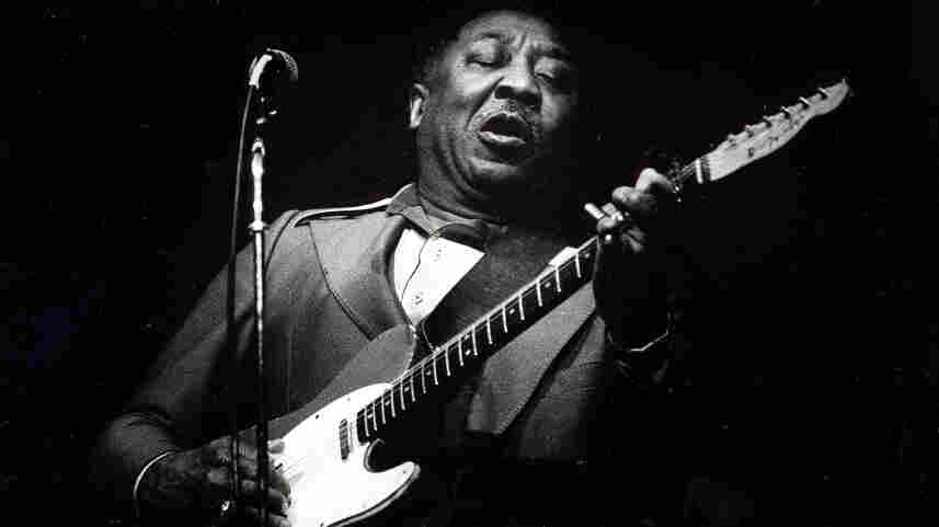 Muddy Waters in 1979.