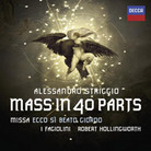 Cover for Striggio Mass in 40 Parts