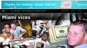 Yahoo! Sports' investigation.