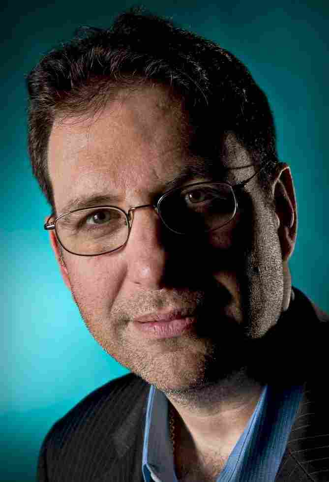 Former computer hacker Kevin Mitnick now works as a security consultant. He is also the author of The Art of Deception and The Art of Intrusion.