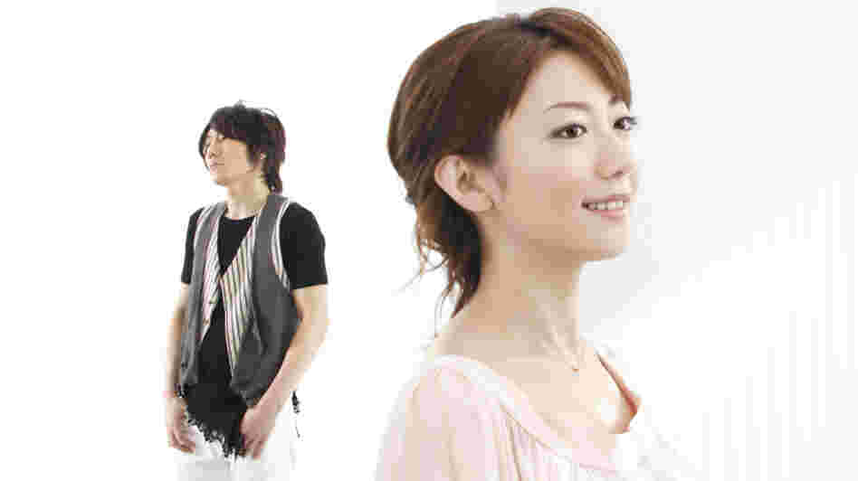 This week's international hit artist is Japanese indie pop duo Moumoon, made of (from left) composer  Kosuke Masaki and singer/lyricist Yuka.