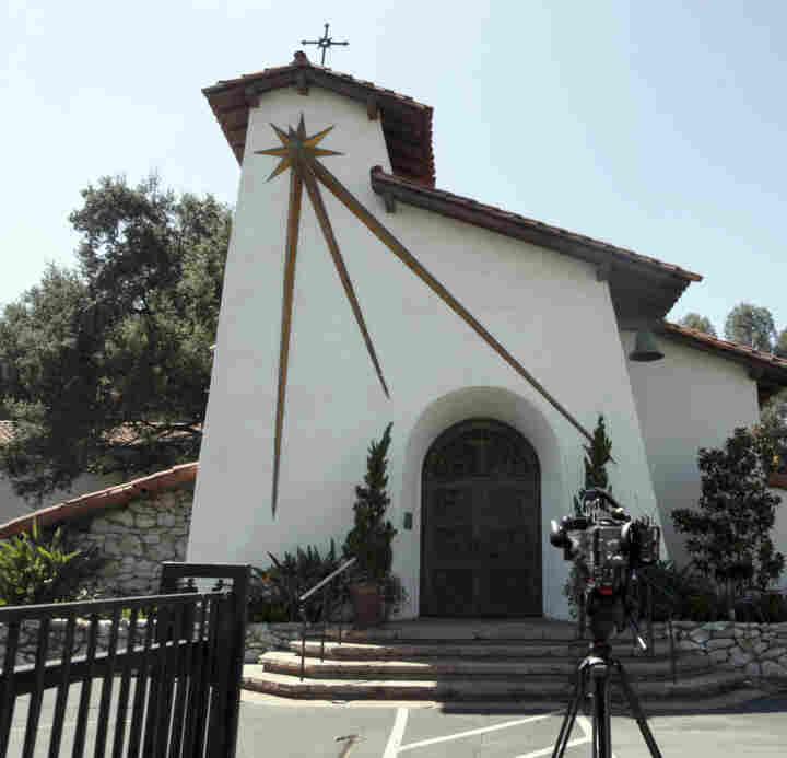 A stolen Rembrandt was found at St. Nicholas Episcopal church.