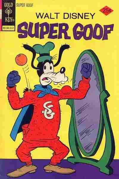 Cover of Super Goof #36