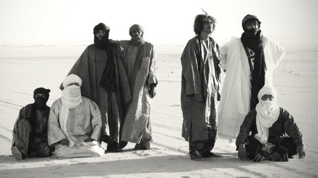 Tinariwen's new album, Tassili, comes out August 30.